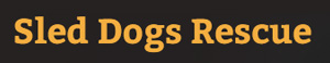 Logo Sled Dogs Rescue